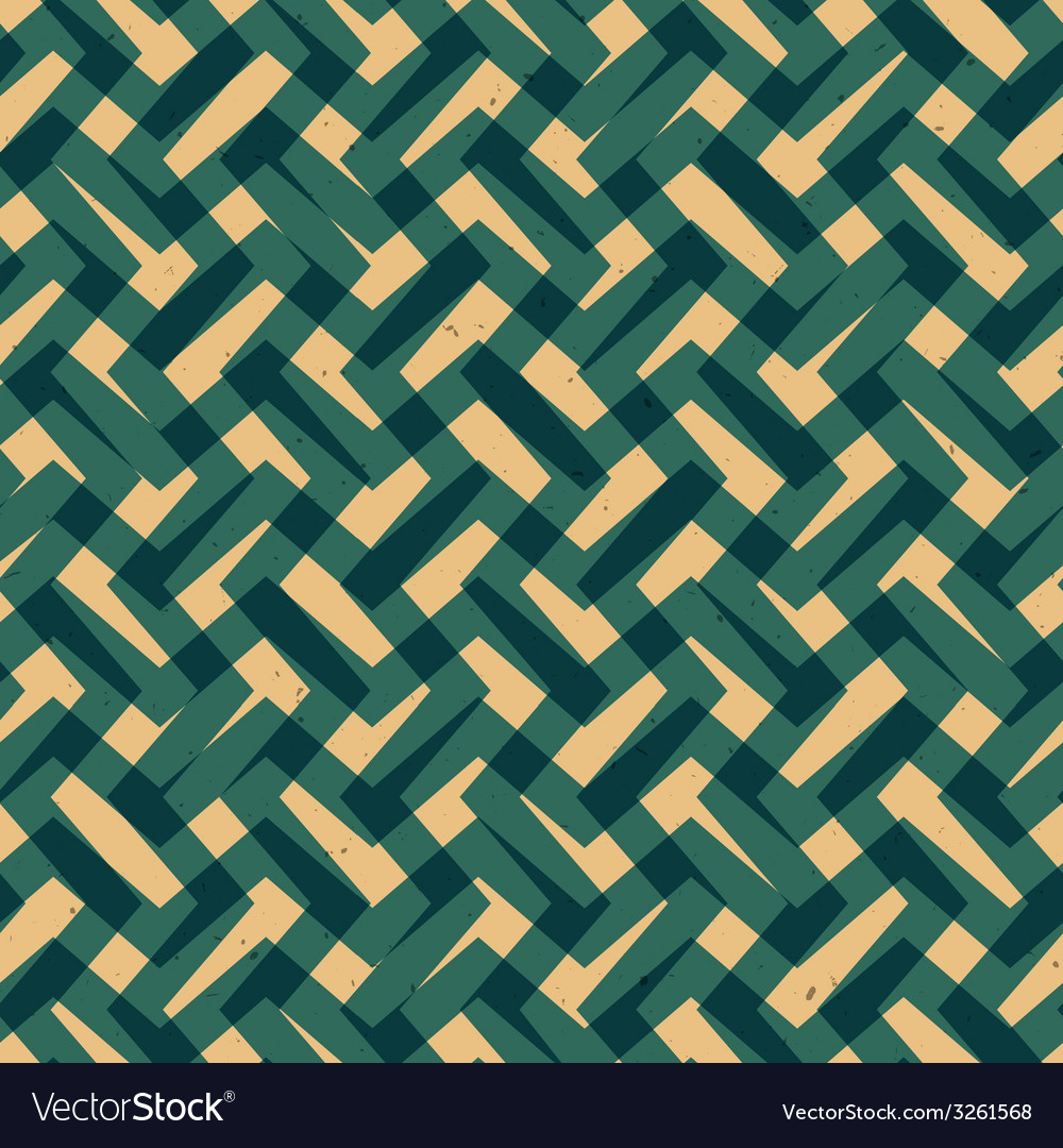 Textured seamless retro pattern vector | Price: 1 Credit (USD $1)