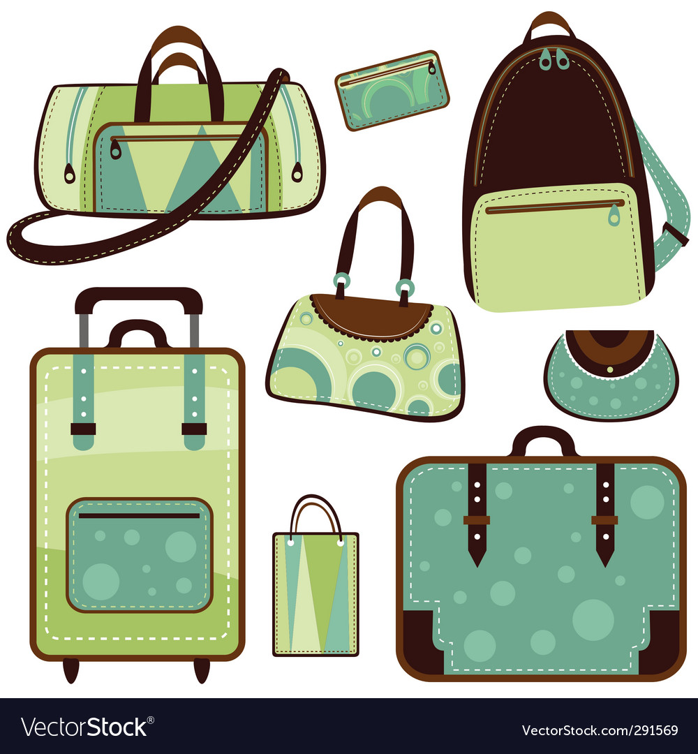 Bag vector | Price: 3 Credit (USD $3)