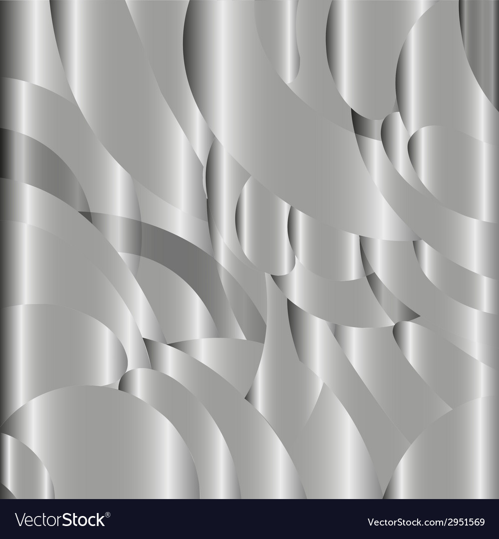 Metal silver iron pattern background vector | Price: 1 Credit (USD $1)