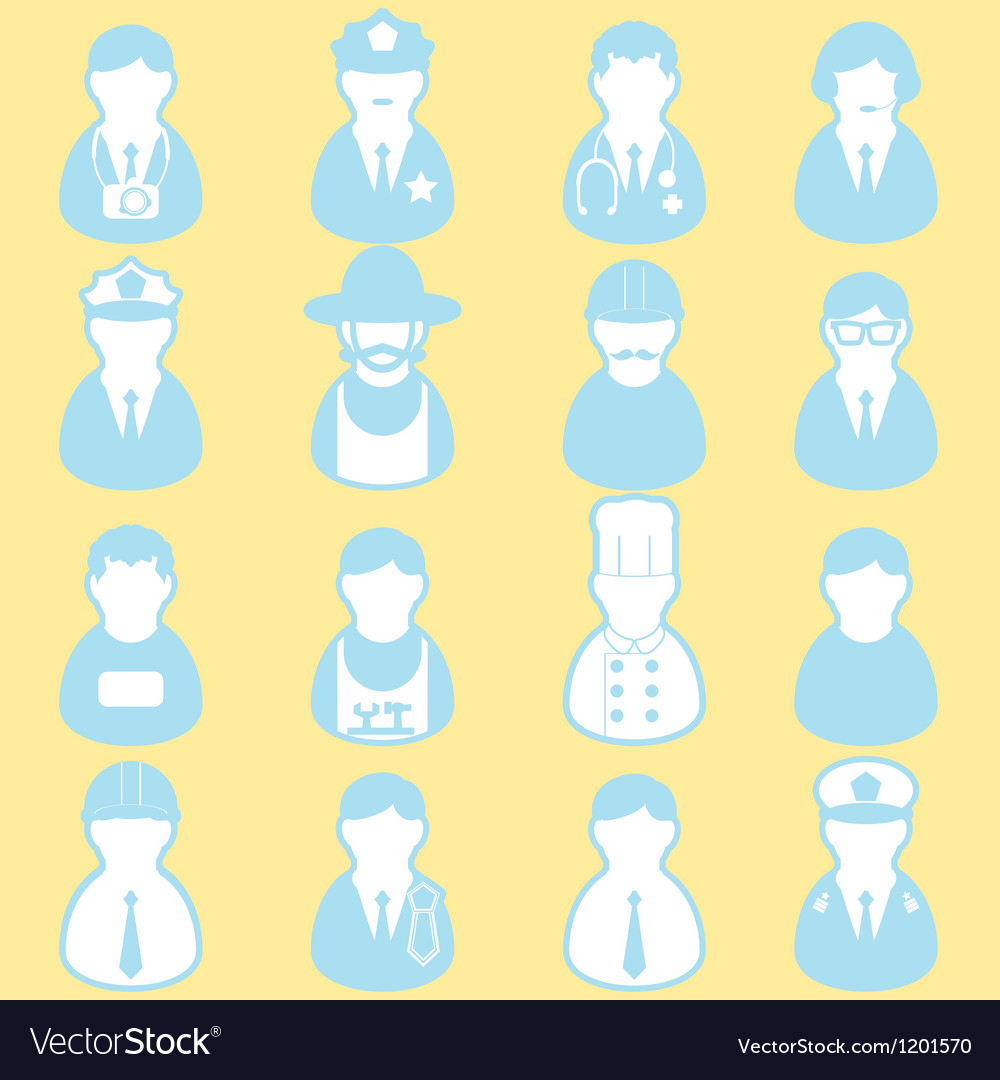 Jobs icon01 vector | Price: 1 Credit (USD $1)
