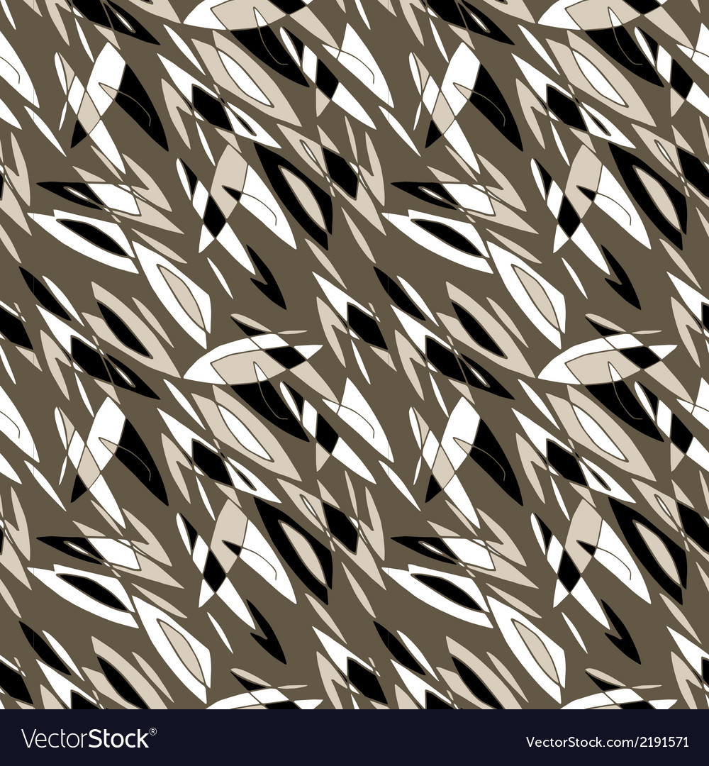 Geometric seamless pattern background vector | Price: 1 Credit (USD $1)