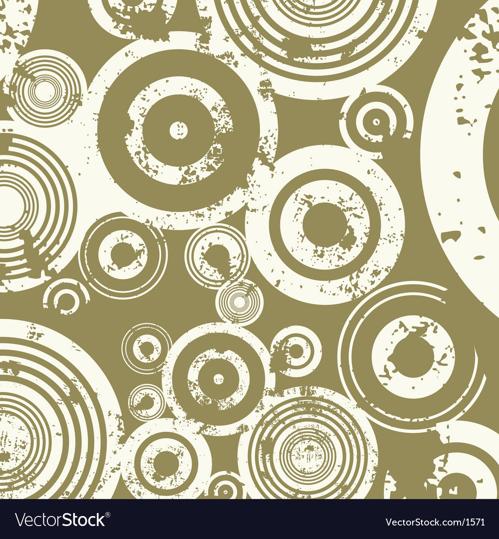 Grunge circles vector | Price: 1 Credit (USD $1)