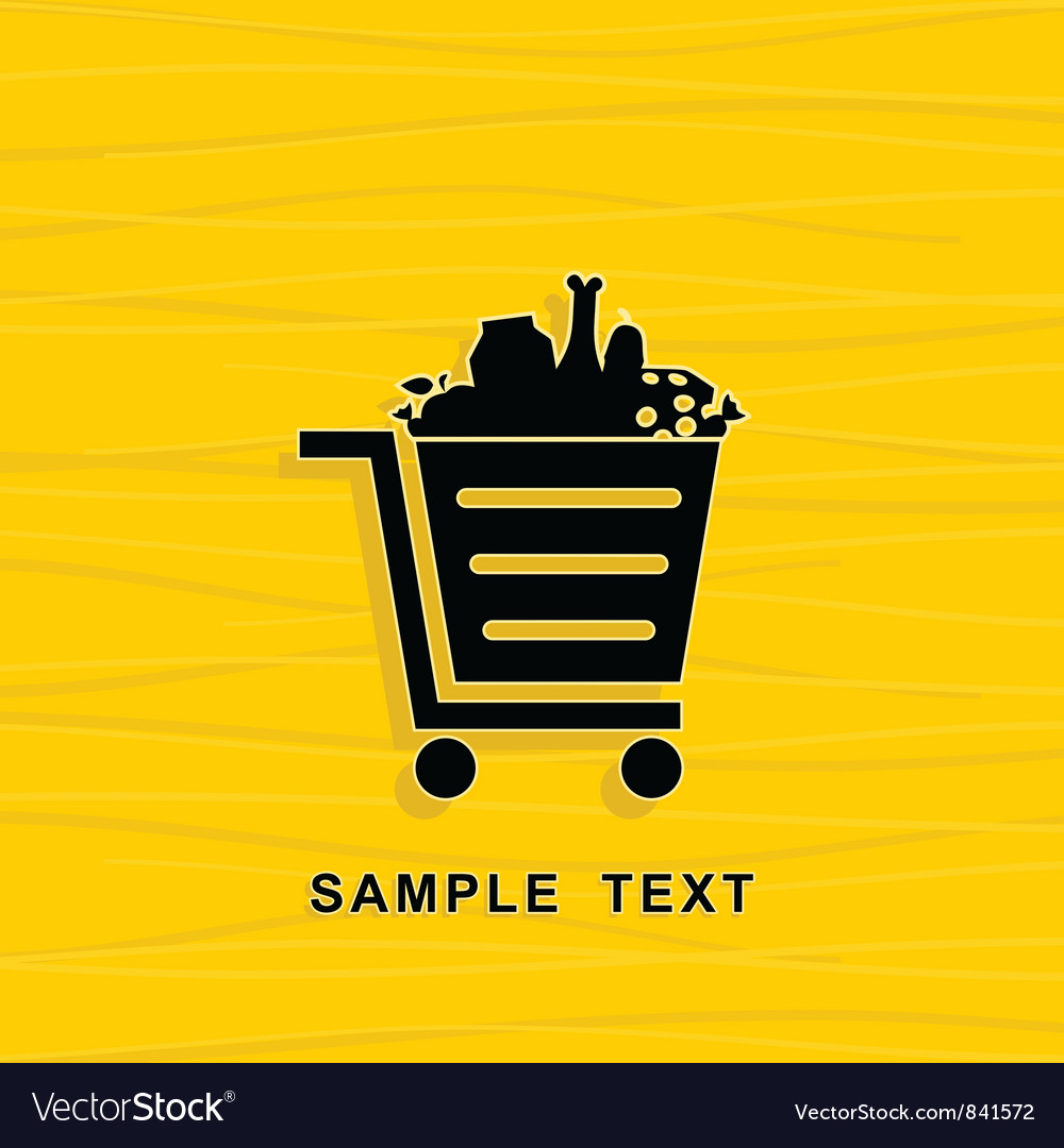Cart vector | Price: 1 Credit (USD $1)