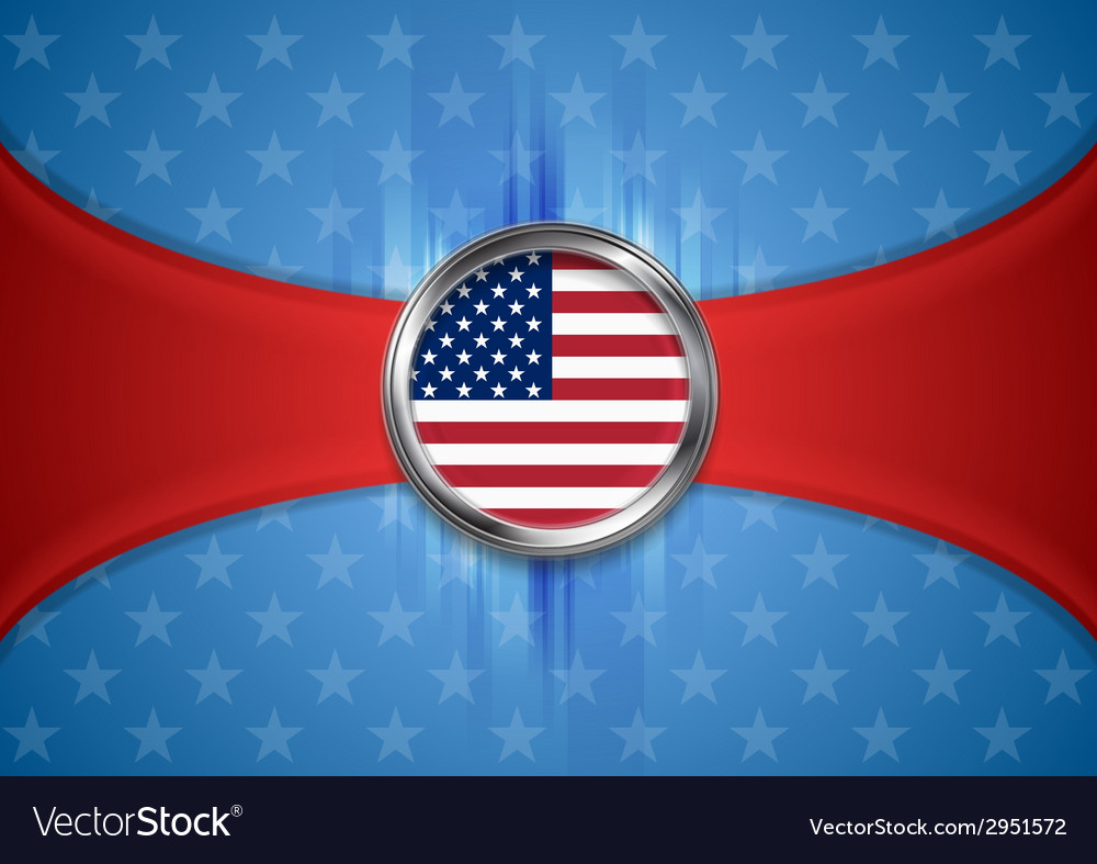 Usa background labor day independence day vector | Price: 1 Credit (USD $1)
