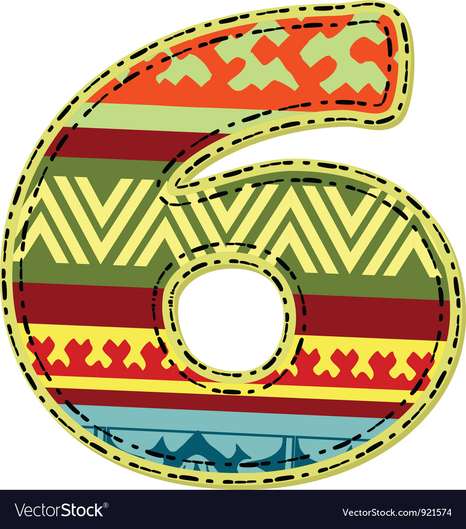 Ornament 6 retro vector | Price: 1 Credit (USD $1)