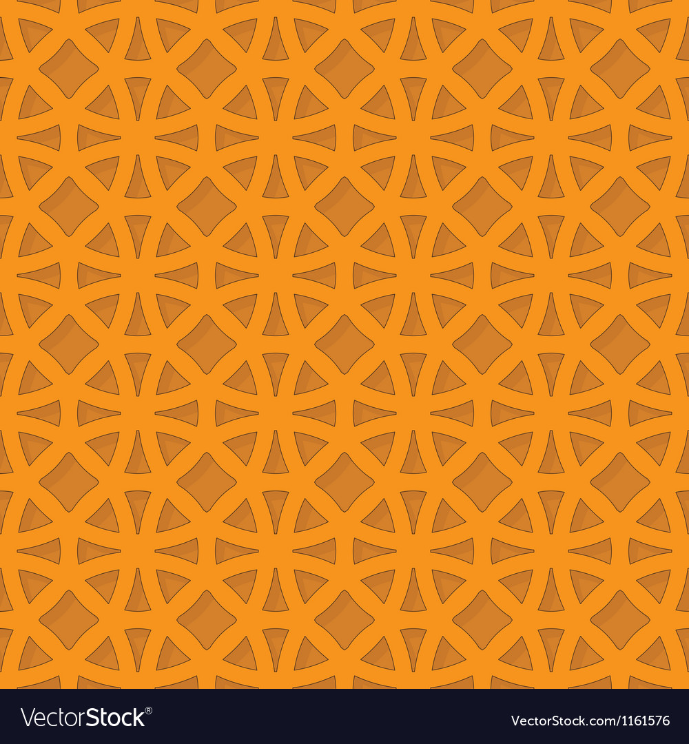 Abstract orange simple seamless pattern vector | Price: 1 Credit (USD $1)