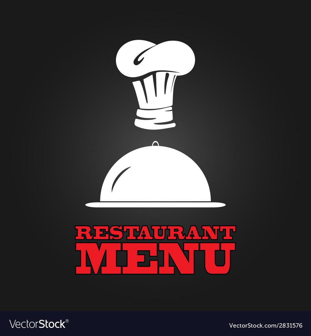 Restaurant menu design poster vector   Price: 1 Credit (USD $1)