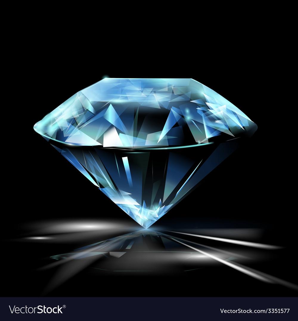 Diamond vector | Price: 3 Credit (USD $3)
