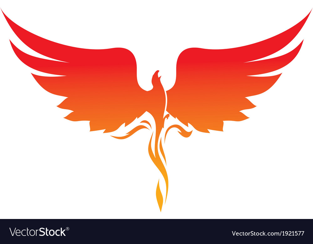 Phoenix logo vector | Price: 1 Credit (USD $1)