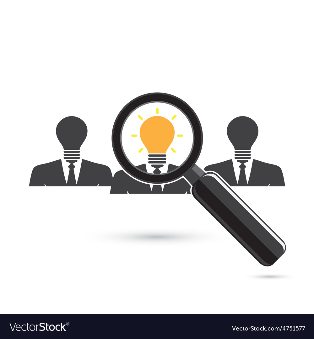 Search for an employee vector | Price: 1 Credit (USD $1)
