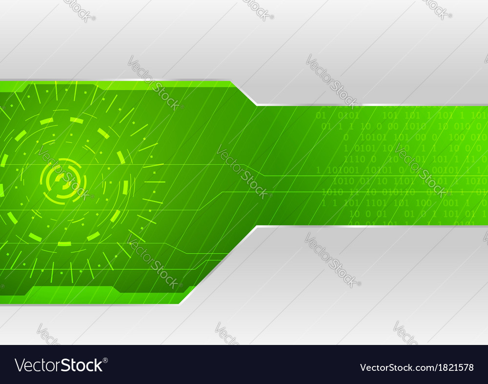Technological background - for folder or card vector | Price: 1 Credit (USD $1)