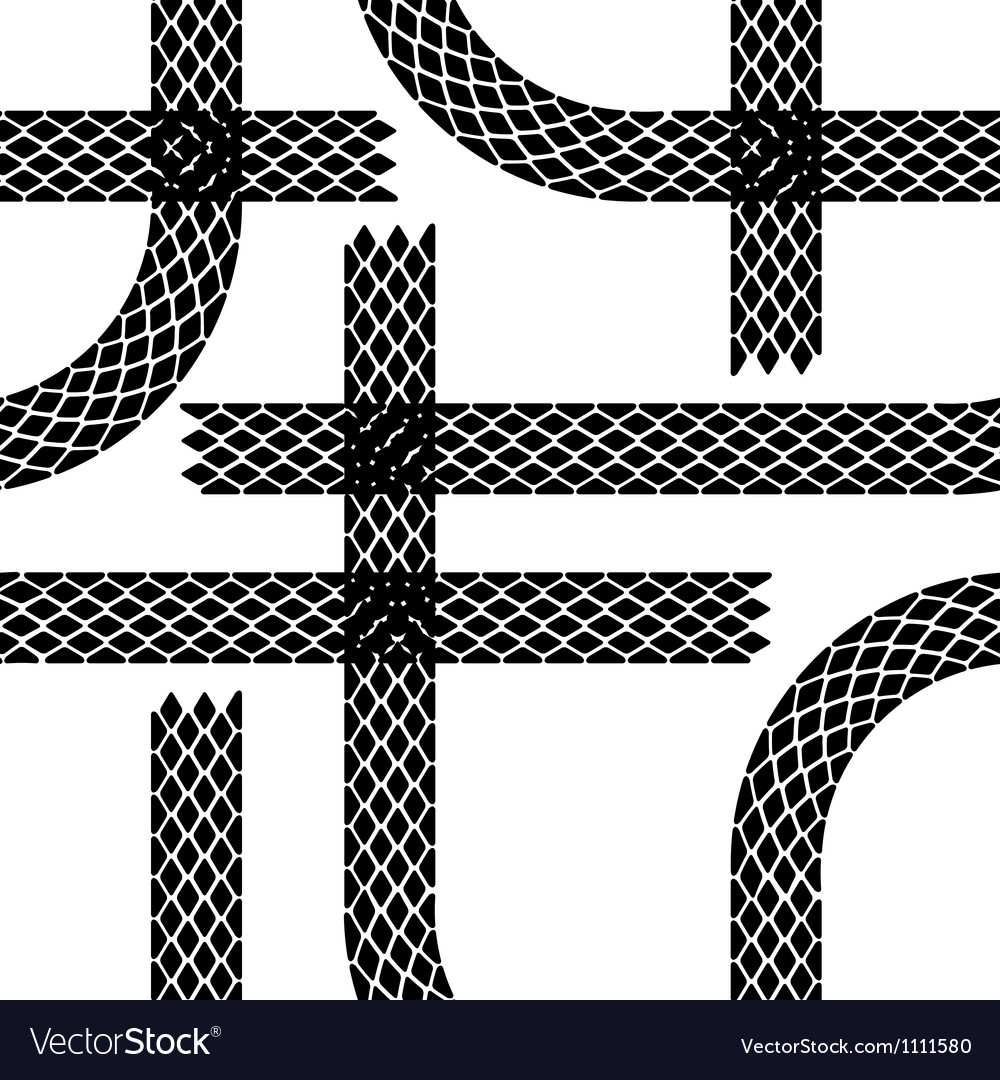 Seamless wallpaper winter tire tracks pattern back vector | Price: 1 Credit (USD $1)