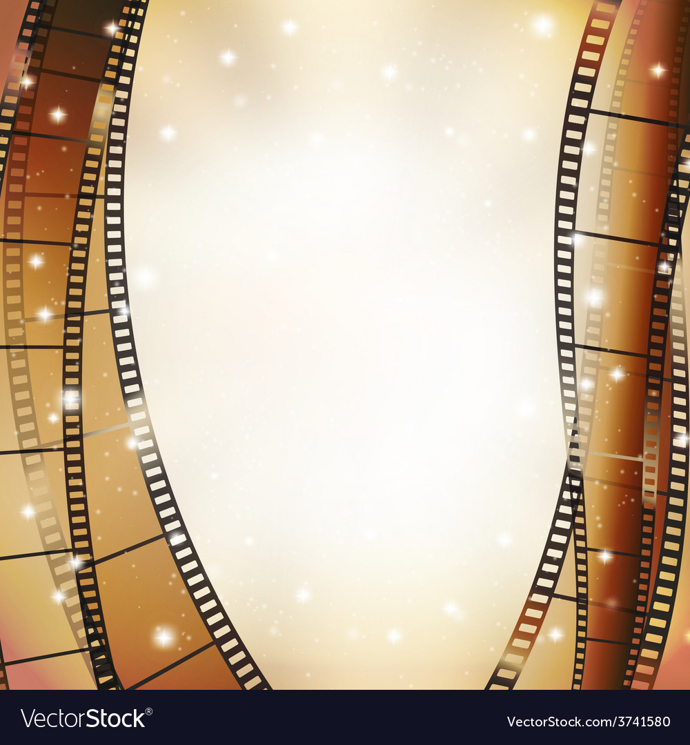 Vert film background vector | Price: 1 Credit (USD $1)