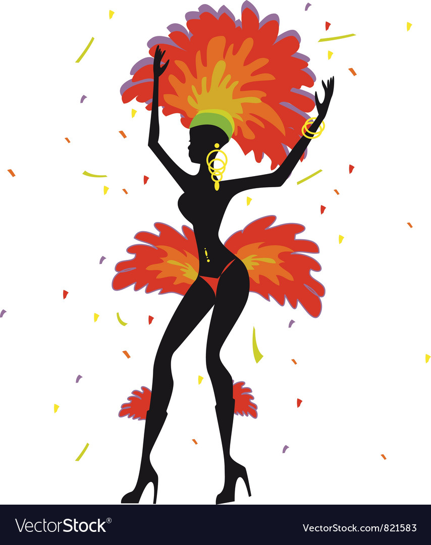 Rio carnival vector | Price: 1 Credit (USD $1)