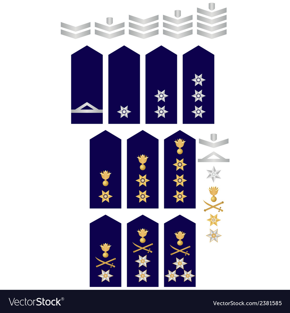 Insignia of the greek police vector | Price: 1 Credit (USD $1)