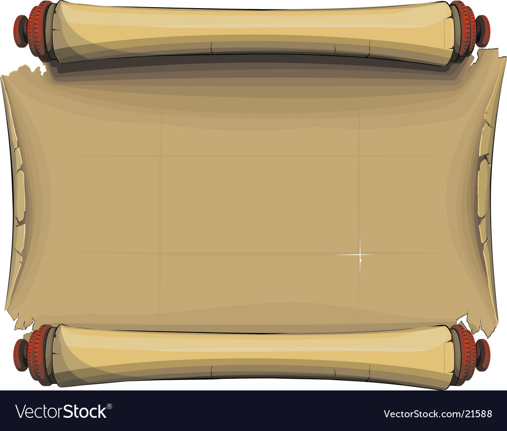 The ancient parchment vector   Price: 1 Credit (USD $1)