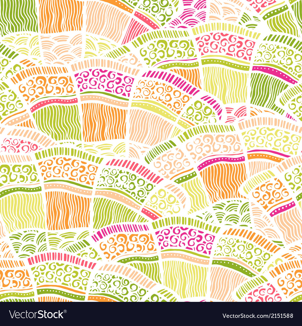 Seamles spring background pattern vector | Price: 1 Credit (USD $1)
