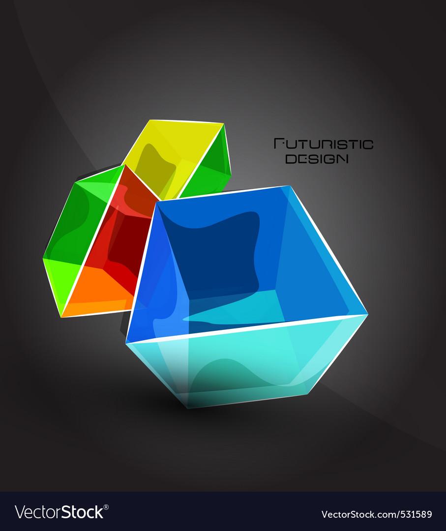 Futuristic design vector   Price: 1 Credit (USD $1)