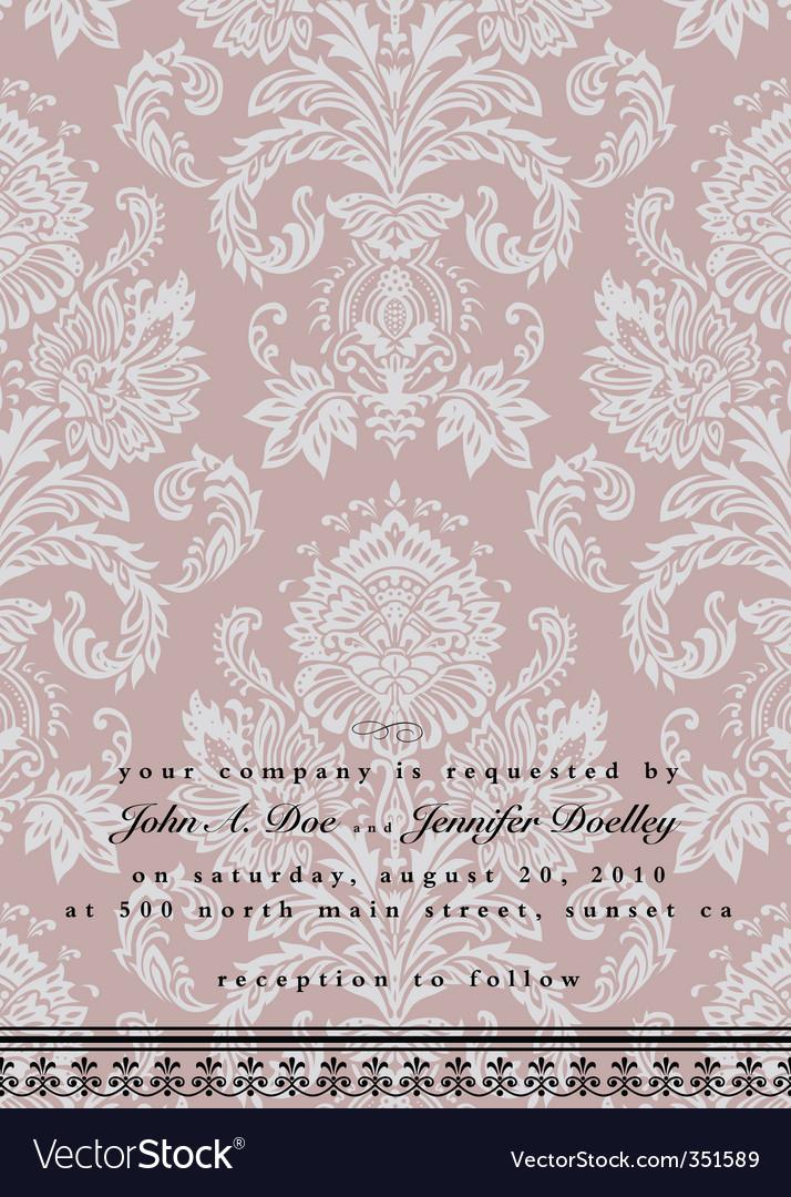 Wedding frame vector | Price: 1 Credit (USD $1)