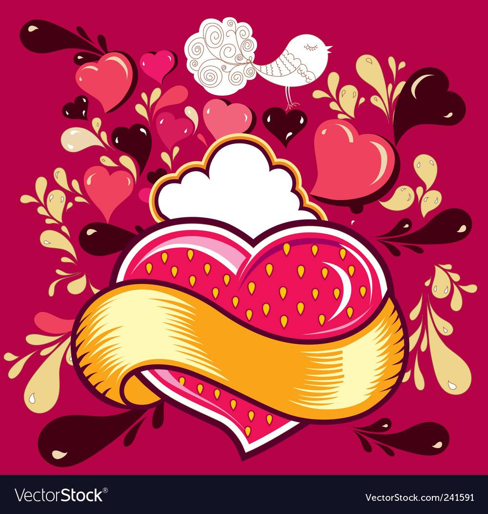 Love banner vector   Price: 1 Credit (USD $1)
