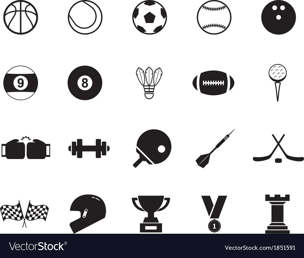 Sport icon vector | Price: 1 Credit (USD $1)