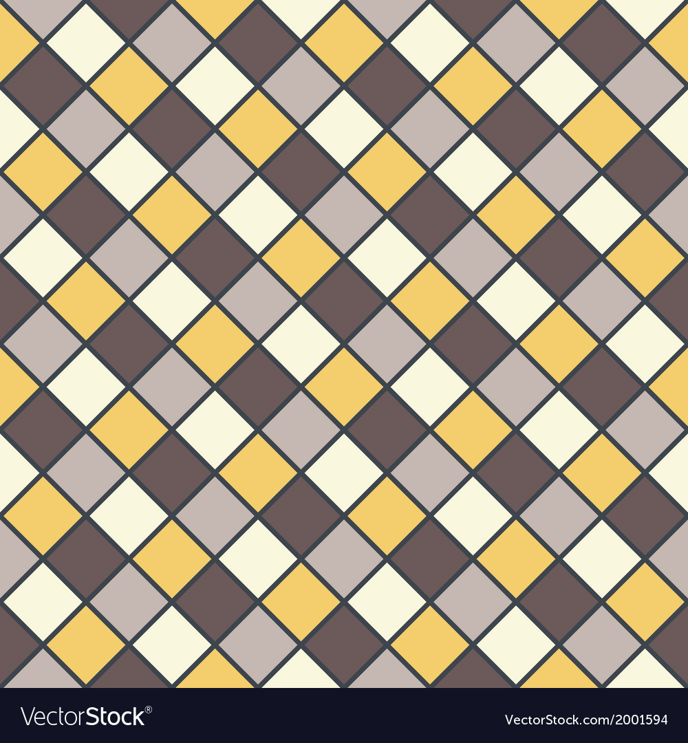 Golden brown mosaic background vector | Price: 1 Credit (USD $1)