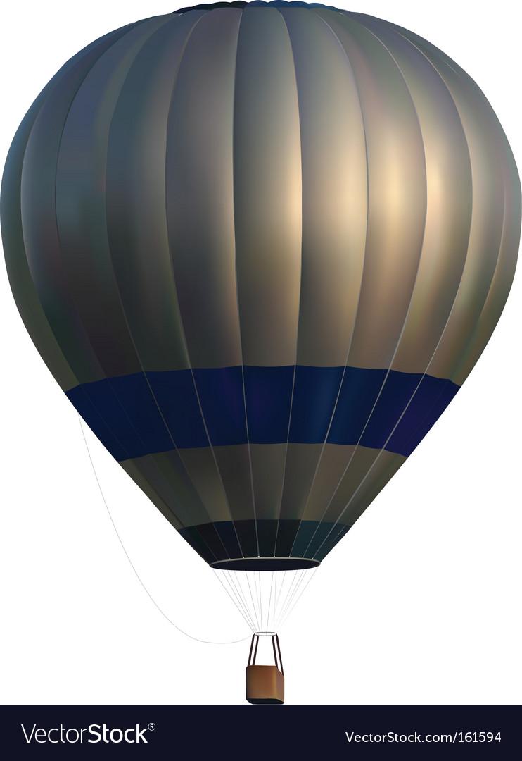 Hot air baloon vector | Price: 1 Credit (USD $1)