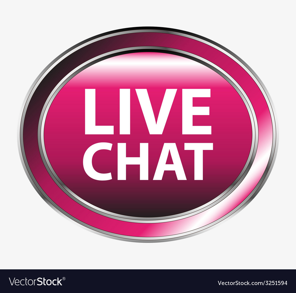 Live chatbutton vector | Price: 1 Credit (USD $1)