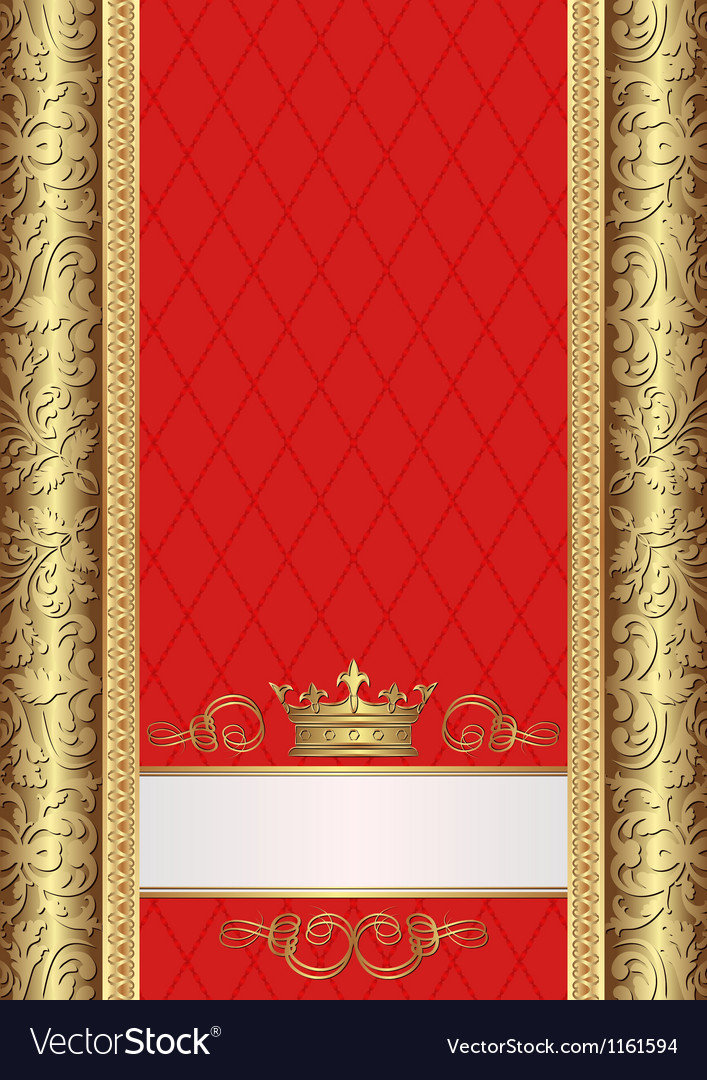 Royal background vector | Price: 1 Credit (USD $1)