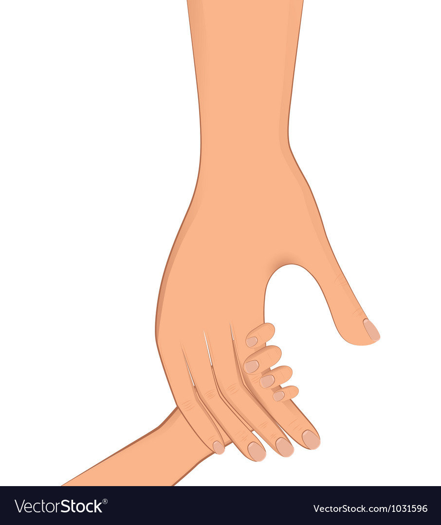 Hand real oneinone vector | Price: 1 Credit (USD $1)