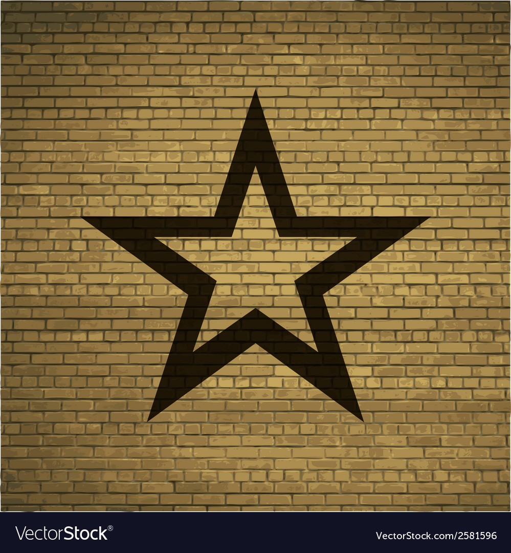 Star web icon flat design vector | Price: 1 Credit (USD $1)