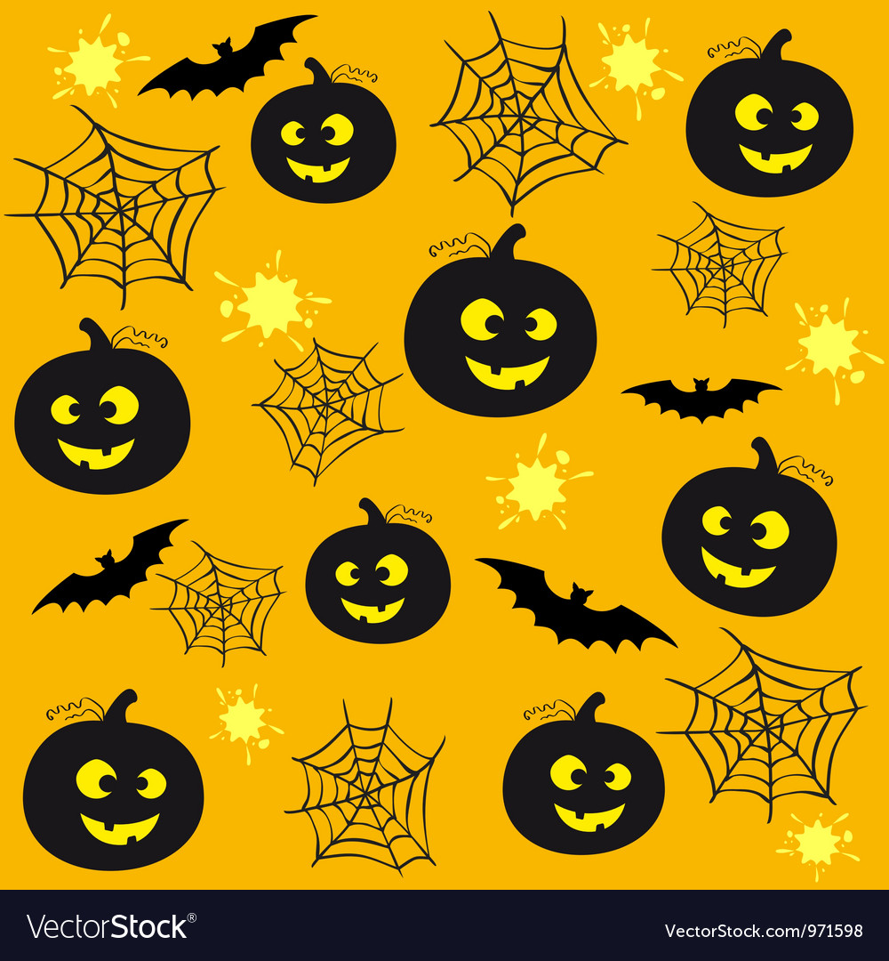 Hallowen back 2 vector | Price: 1 Credit (USD $1)