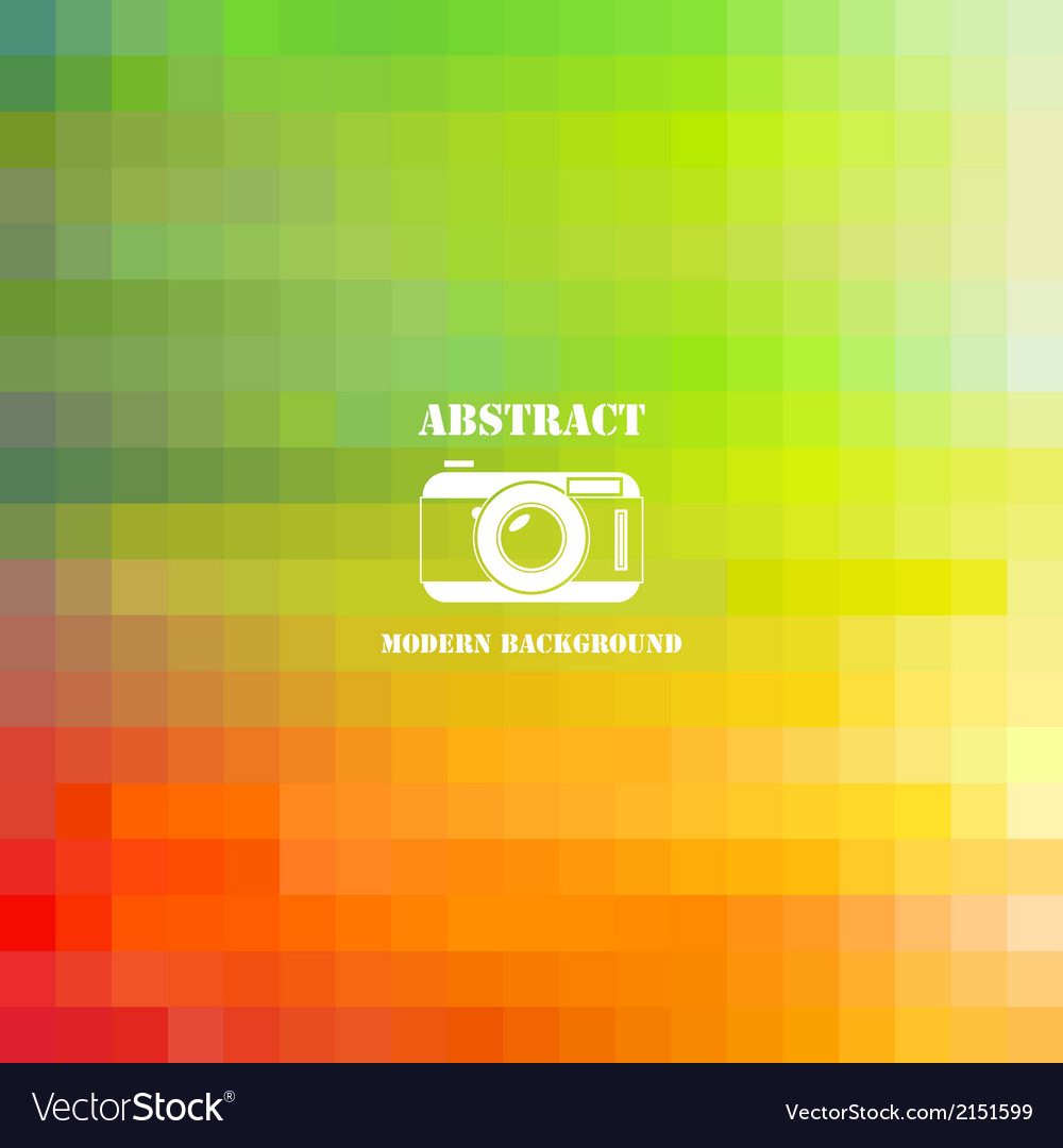 Colorful modern mosaic background vector   Price: 1 Credit (USD $1)