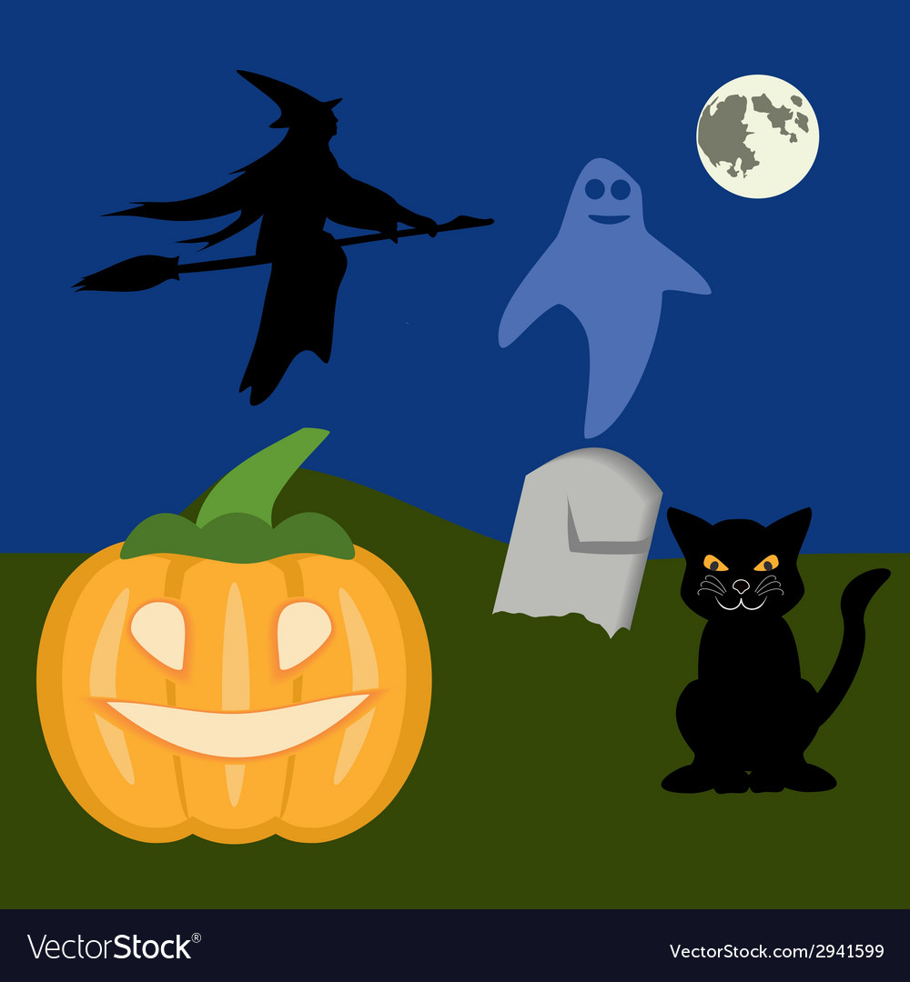 Halloween2 vector | Price: 1 Credit (USD $1)