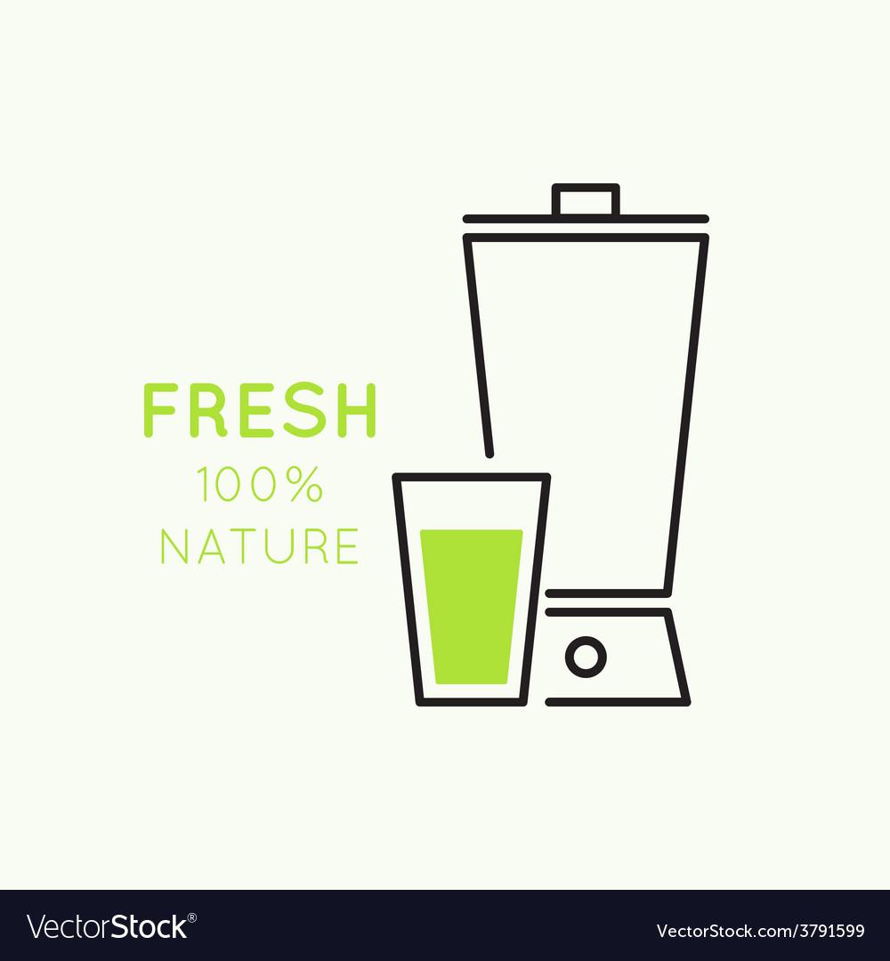 Natural juice vector   Price: 1 Credit (USD $1)