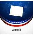 Wyoming vector