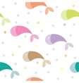 Baby fishes vector