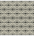 Hand drawing the ethnic pattern vector