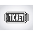 Ticket design vector