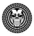 Skull banger vector
