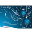 Luxury christmas background vector