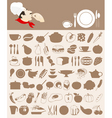 Food icon5 vector