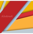 Colorful blank background - design concept vector