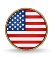 American seal vector