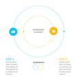 Infographic 134 vector