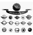 Vintage styled premium vector
