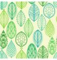 Seamless hand drawn vintage pattern vector