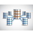 Network database concept vector