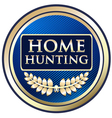 Home hunting vector