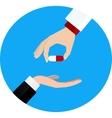 Farmacy icon vector